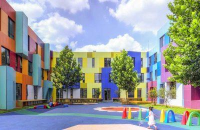 رنگ و پوشش های ساختمانی