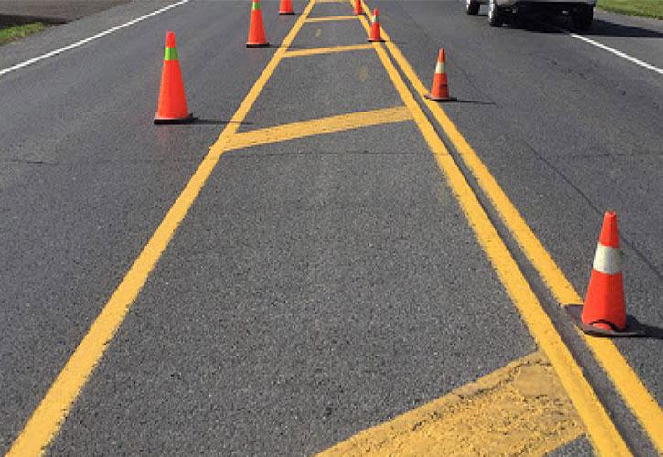 عوامل تأثیرگذار در انتخاب انواع رنگ ترافیک