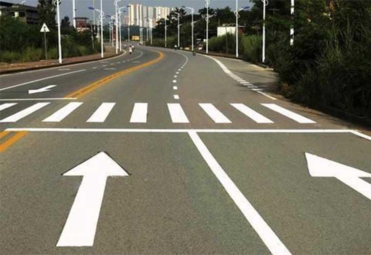 مناسب ترین نوع رنگ ترافیک برای بزرگراه ها