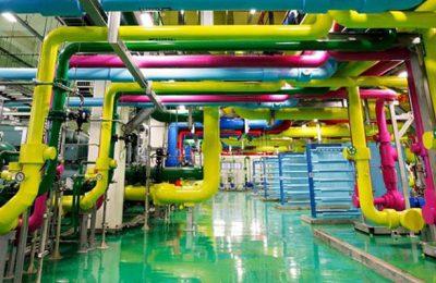 رنگ حرارتی صنعتی چیست؟
