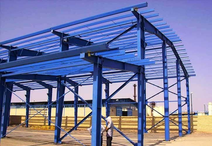 انواع پرایمر سازه های فولادی