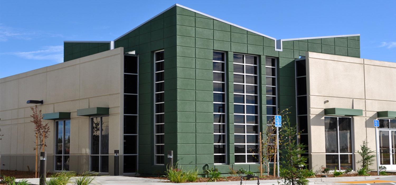 رنگ ساختمان